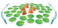 Five Little Fish™ Game, Bilingual - image 2 - Click to Zoom