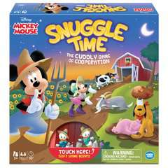 Disney Mickey Mouse Snuggle Time™ - image 2 - Click to Zoom