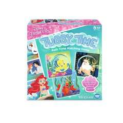 Disney Princess Tubby Time Bath Time Matching Game - image 1 - Click to Zoom