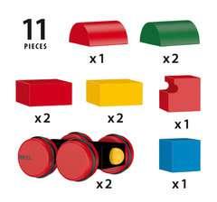 Magnetischer Holz-Zug - Bild 5 - Klicken zum Vergößern