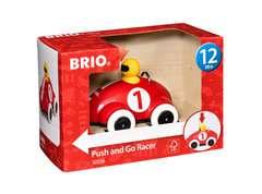 Push & Go Rennwagen - Bild 1 - Klicken zum Vergößern