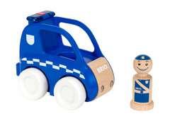 My Home Town Polizei-Flitzer mit Licht & Sound - Bild 2 - Klicken zum Vergößern