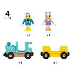 Donald & Daisy Duck Zug - Bild 8 - Klicken zum Vergößern