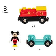 Batteriebetriebener Micky Maus Zug - Bild 7 - Klicken zum Vergößern
