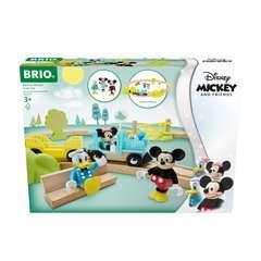 BRIO Micky Maus Eisenbahn-Set - Bild 1 - Klicken zum Vergößern