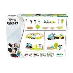 BRIO Micky Maus Eisenbahn-Set - Bild 2 - Klicken zum Vergößern