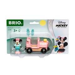 BRIO Minnie Maus Lokomotive - Bild 1 - Klicken zum Vergößern