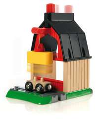BRIO Bahn Bauernhof Set - Bild 5 - Klicken zum Vergößern