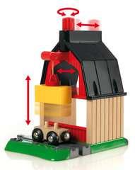 BRIO Bahn Bauernhof Set - Bild 9 - Klicken zum Vergößern