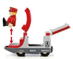 BRIO Eisenbahn Starter Set A - Bild 7 - Klicken zum Vergößern