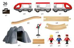 BRIO Eisenbahn Starter Set A - Bild 8 - Klicken zum Vergößern