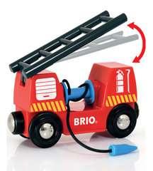 BRIO Bahn Feuerwehr Set  TV Artikel - Bild 7 - Klicken zum Vergößern