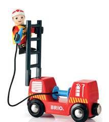 BRIO Bahn Feuerwehr Set  TV Artikel - Bild 9 - Klicken zum Vergößern