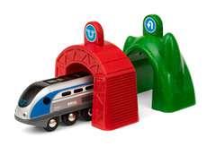 Smart Tech Zug mit Action Tunnels - Bild 3 - Klicken zum Vergößern