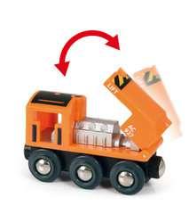 Starterset Güterzug mit Kran - Bild 4 - Klicken zum Vergößern