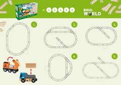 Starterset Güterzug mit Kran - Bild 10 - Klicken zum Vergößern