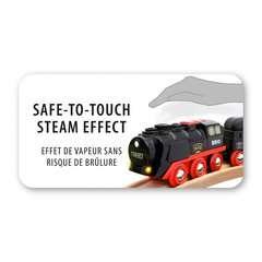 Locomotive à piles à vapeur - Image 7 - Cliquer pour agrandir