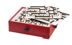 Labyrinth mit Übungsplatten, rot - Bild 2 - Klicken zum Vergößern