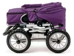 BRIO Puppenwagen Combi, violett - Bild 3 - Klicken zum Vergößern