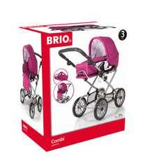 BRIO Puppenwagen Combi, Rose - Bild 1 - Klicken zum Vergößern