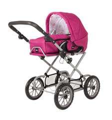 BRIO Puppenwagen Combi, Rose - Bild 2 - Klicken zum Vergößern