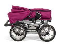 BRIO Puppenwagen Combi, Rose - Bild 3 - Klicken zum Vergößern