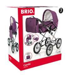 BRIO Puppenwagen Premium Combi, violett (incl. Tasche) - Bild 1 - Klicken zum Vergößern