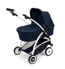 BRIO Puppenwagen Spin blau mit Schwenkrädern - Bild 5 - Klicken zum Vergößern