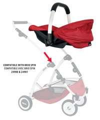 Puppen-Autositz für Spin Puppenwagen - Bild 4 - Klicken zum Vergößern