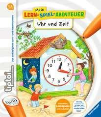 tiptoi® Uhr und Zeit - Bild 1 - Klicken zum Vergößern