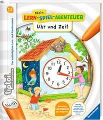tiptoi® Uhr und Zeit - Bild 2 - Klicken zum Vergößern