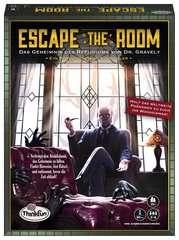 Escape the Room - Das Geheimnis des Refugiums von Dr. Gravely - Bild 1 - Klicken zum Vergößern