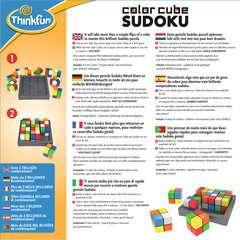 Color Cube Sudoku - Bild 2 - Klicken zum Vergößern