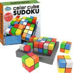 Color Cube Sudoku - Bild 3 - Klicken zum Vergößern