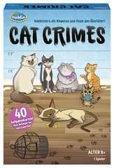 Cat Crimes™ - Bild 1 - Klicken zum Vergößern