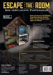 Escape the Room 3 - Das verfluchte Puppenhaus - Bild 2 - Klicken zum Vergößern