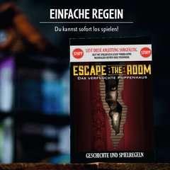 Escape the Room 3 - Das verfluchte Puppenhaus - Bild 21 - Klicken zum Vergößern
