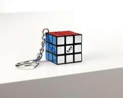 Rubik's Cube Schlüsselanhänger - Bild 4 - Klicken zum Vergößern