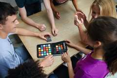 Rubik's Race - Bild 8 - Klicken zum Verg??ern