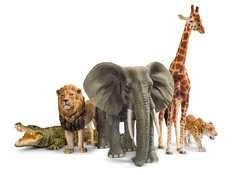 tiptoi® Spielfiguren Afrika - Bild 1 - Klicken zum Vergößern