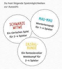 Lernen Lachen Selbermachen: Wortarten - Bild 4 - Klicken zum Vergößern