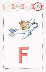 Lernen Lachen Selbermachen: Erste Buchstaben - Bild 5 - Klicken zum Vergößern