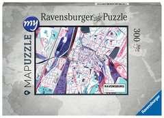 my MAPuzzle – 300 Teile in Pappschachtel - Bild 2 - Klicken zum Vergößern