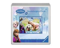 my Ravensburger Puzzle Disney Frozen – 100 pieces in a metal box - image 1 - Click to Zoom