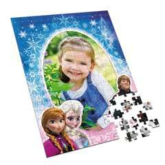 my Ravensburger Puzzle Disney Frozen – 200 pieces in a metal box - image 4 - Click to Zoom