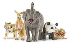 tiptoi® Spielfiguren Asien und Australien - Bild 1 - Klicken zum Vergößern