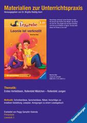 Materialien zur Unterrichtspraxis - Manfred Mai: Leonie ist verknallt Bücher;Materialien zur Unterrichtspraxis - Bild 1 - Ravensburger