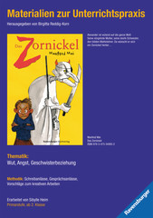 Materialien zur Unterrichtspraxis - Manfred Mai: Das Zornickel Bücher;Materialien zur Unterrichtspraxis - Bild 1 - Ravensburger