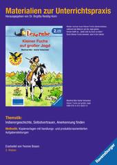 Materialien zur Unterrichtspraxis - Manfred Mai: Kleiner Fuchs auf großer Jagd Bücher;Materialien zur Unterrichtspraxis Ravensburger