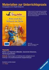 Materialien zur Unterrichtspraxis - Manfred Mai: Artus und das Schwert im Stein Bücher;Materialien zur Unterrichtspraxis Ravensburger